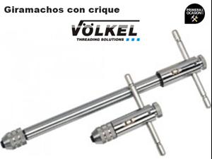 Imagen de Giramachos con crique VOLKEL M3-10