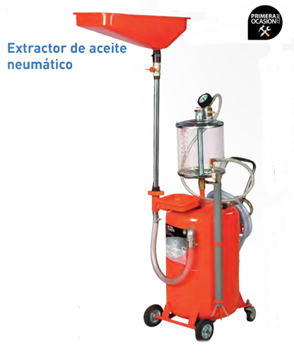 Imagen de Extractor de aceite METALWORKS ODC65