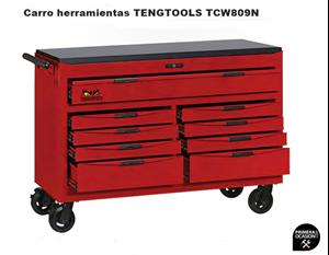 Imagen de Carro herramientas TENGTOOLS TCW809N