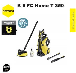 Imagen de Hidrolimpiadora KARCHER K 5 FC Home T 350