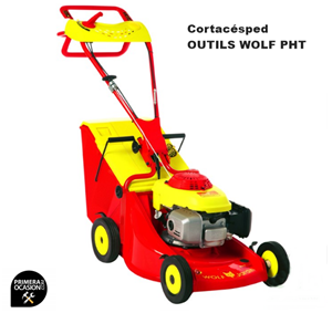 Imagen de Cortacesped gasolina Outils Wolf PHT