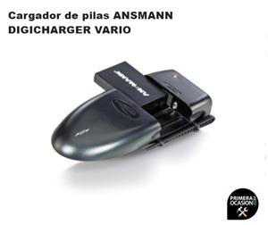 Imagen de Cargador de pilas ANSMANN DIGICHARGER VARIO