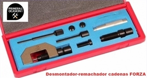 Imagen de Desmontador-Remachador cadenas  FORZA