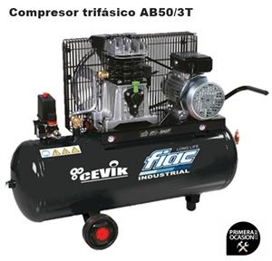 Imagen de Compresor aire CEVIK AB50/3T