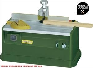 Imagen de Micro fresadora de mesa PROXXON MP 400