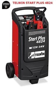 Imagen de Arrancador bateria TELWIN START PLUS 4824