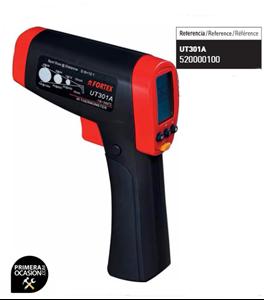 Imagen de Termometro IR digital FORTEX UT301A