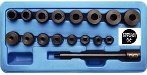 Imagen de Centrador de embragues 17 piezas BGS 1712