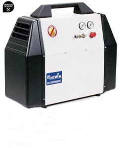 Imagen de Compresor aire insonorizado CEVIK COMPACT106