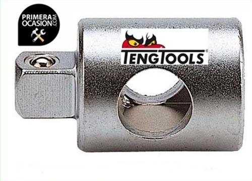 """Imagen de Adaptador para vasos TENGTOOLS 1/2"""" hembra a 3/8"""" macho 35640200"""