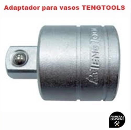 """Imagen de Adaptador para vasos TENGTOOLS 1/2"""" hembra a 3/4"""" macho 35650209"""