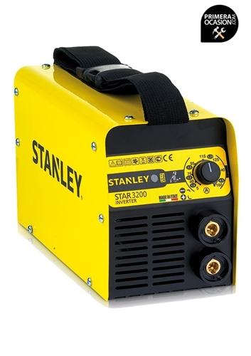 Imagen de Soldadora inverter MMA STANLEY ST-STAR 3200