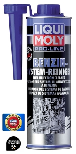 Imagen de Limpiador sistema inyeccion gasolina PRO-LINE LIQUI MOLY 5153