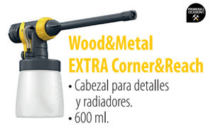 Imagen de Frontal WAGNER Wood&Metal Extra Corner&Reach 600 ml