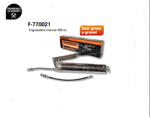 Imagen de Engrasadora manual FERKO 400 cc F-770021