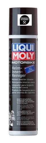 Imagen de Limpiador interior casco moto LIQUI MOLY 1603