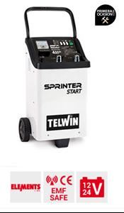 Imagen de Cargador arrancador bateria TELWIN SPRINTER 4000 START