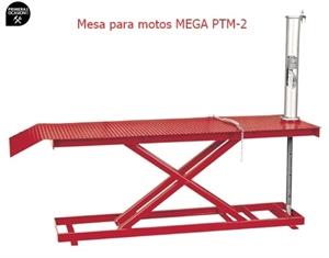 Imagen de Mesa elevadora motos MEGA PTM-2