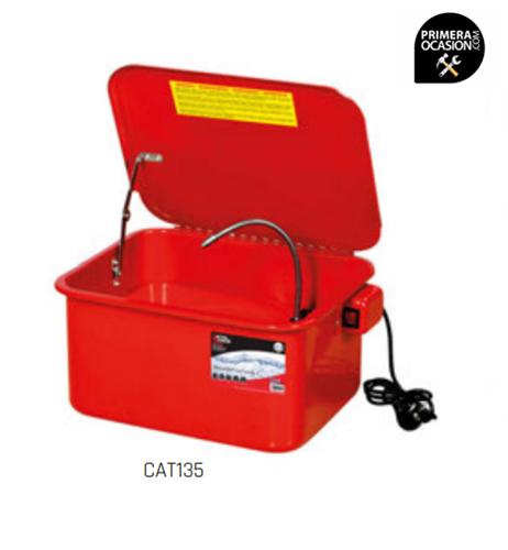 Imagen de Cabina limpiadora METALWORKS CAT135