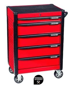 Imagen de Carro herramientas 5 cajones DOGHER TOOLS 025-016
