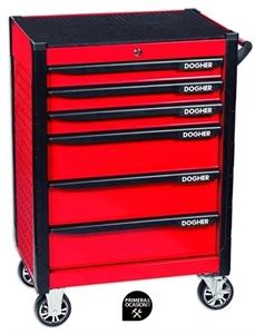 Imagen de Carro herramientas 6 cajones DOGHER TOOLS 025-015