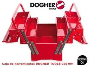 Imagen de Caja de herramientas metalica DOGHER TOOLS 026-001
