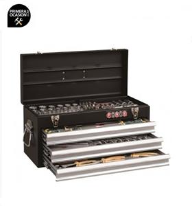 Imagen de Arcon 3 cajones+116 herramientas FORCE 50223S-116