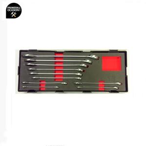 Imagen de Juego 10 llaves combinadas FORCE K51018