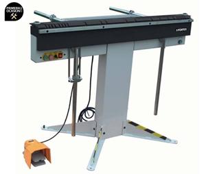 Imagen de Plegadora magnetica de chapa FORTEX FTX-1.6x1.250-PCM