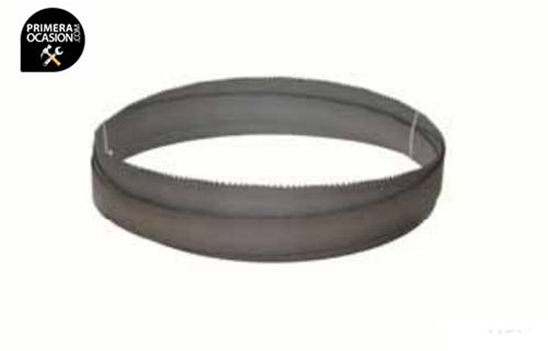 Imagen de 2 Hojas sierra cinta metal 2450x27x09 6/10