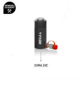 Imagen de Cilindro simple efecto retorno por muelle MEGA CSRA-23C