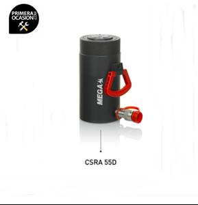 Imagen de Cilindro simple efecto retorno por muelle MEGA CSRA-55D