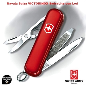 Imagen de Navaja Suiza VICTORINOX  SwissLite con Led