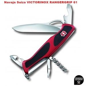 Imagen de Navaja Suiza VICTORINOX RANGERGRIP 61