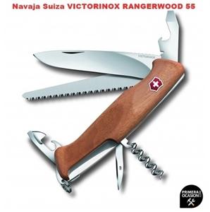 Imagen de Navaja Suiza VICTORINOX RANGERWOOD 55