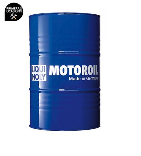 Imagen de Aumentador cetanaje diesel (205 litros) LIQUI MOLY 5146