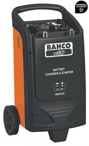 Imagen de Cargador arrancador baterias 12/24V BAHCO BBC620