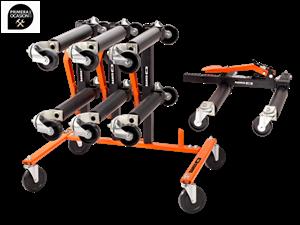 Imagen de Soporte para 4 carros transportadores BAHCO BH1CD680ST