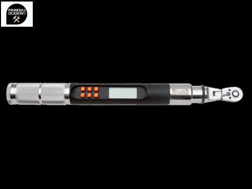 """Imagen de Llave dinamometrica electronica de par y grados BAHCO 1/2"""" 17-340 Nm TAW12340"""