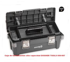 Imagen de Caja de herramientas alta capacidad DOGHER TOOLS 050-007