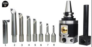 Imagen de Mandril de precision OPTIMUM ISO 30