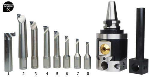 Imagen de Mandril de precision OPTIMUM ISO 50