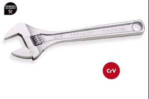 Imagen de Llave ajustable (inglesa) moleta central 450 mm DOGHER TOOLS 493-450