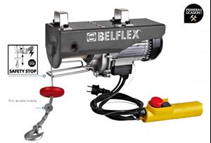 Imagen de Polipasto electrico BELFLEX PBF 500