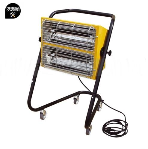 Imagen de Calentador electrico infrarrojos MASTER HALL3000