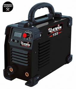Imagen de Soldador inverter electrodo CEVIK CE-PRO155H