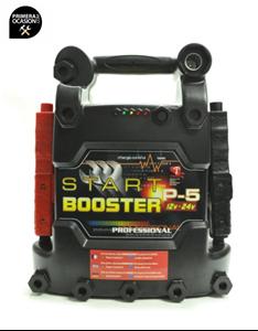 Imagen de Arrancador baterias CEVIK SP-P5/12-24V