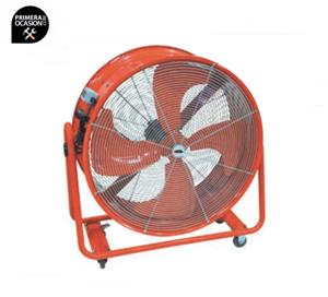 Imagen de Ventilador para refrigerar o secar METALWORKS WV800