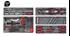 Imagen de Caja 99 herramientas de servicio METALWORKS BTK99A