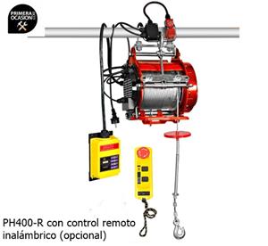 Imagen de Polipasto electrico METALWORKS PH400